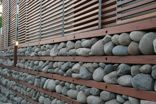 Passive Cooling Rock Wall A Natural ThermostatProjectFlickr