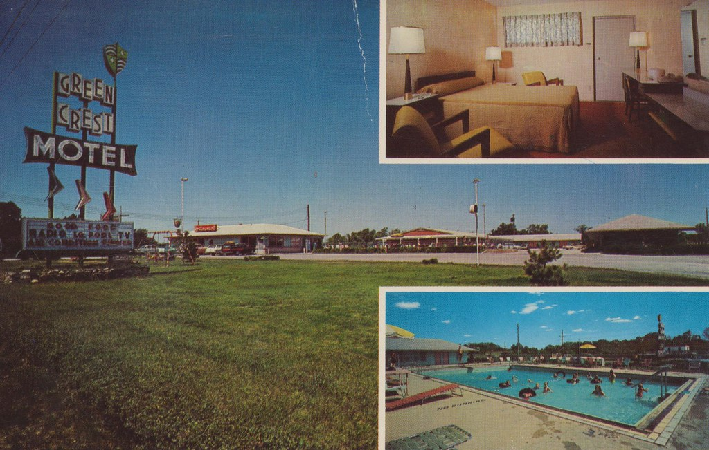 Green Crest Motel - Kansas City, Missouri