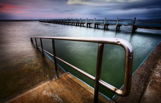 North Narrabeen Pool | by Mark Seabury