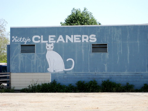 kitty's cleaners | by Really Truly