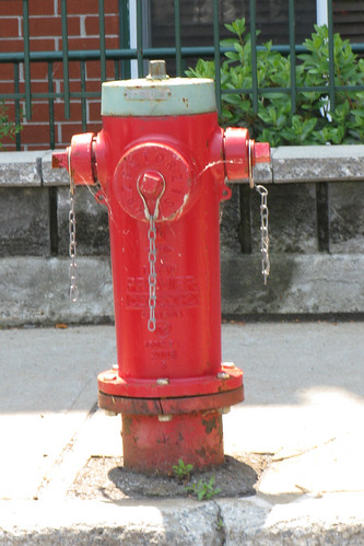 Borne-fontaine / Fire Hydrant | Location : Montreal (QC ...