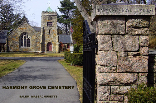 Harmony grove cemetery salem ma photo by ron cogswell for Harmony grove