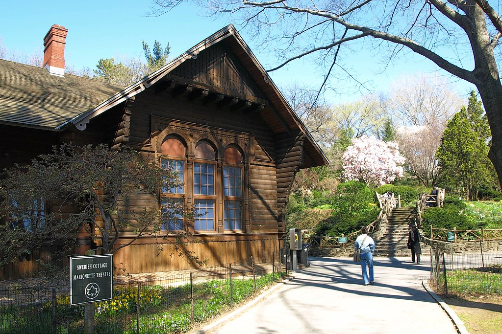 Swedish Cottage Marionette Theater (Central Park, New York City)