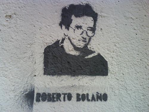 Roberto Bolaño Stencil!