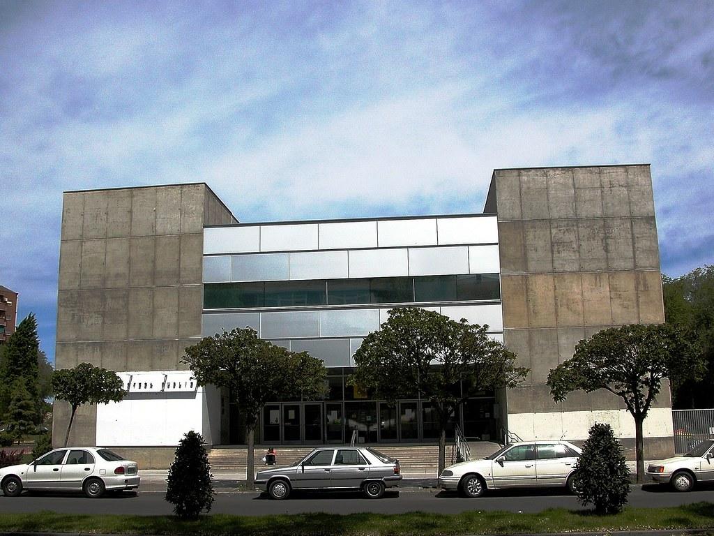 Fachadas De Bibliotecas Publicas Best Biblioteca Publica Francisco Villareal With Fachadas De