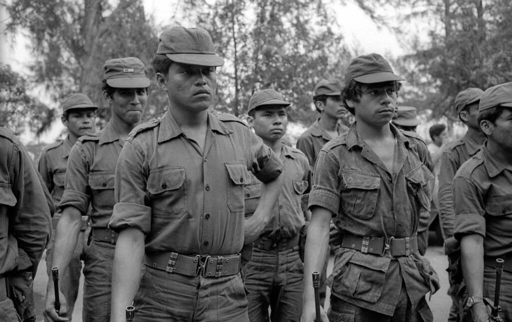 Atlacatl Brigade, El Salvador, 1982 -7 | by Marcelo  Montecino