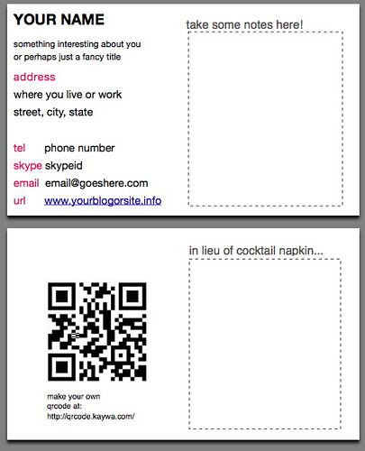 functional about card layout the fac is a business card te flickr