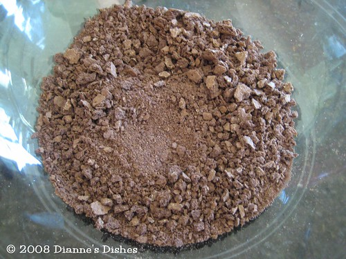 You Want Pies With That?: Gone With the Wind Pie: Chocolate Graham Cracker Crumbs | by Dianne's Dishes