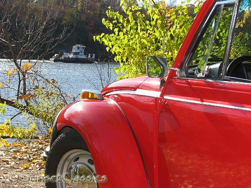 Tug Boat Dreams: a 1978 VW Beetle Fantasy | by Sunset Classics