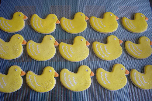 Duck cookies! | by kelleyhart