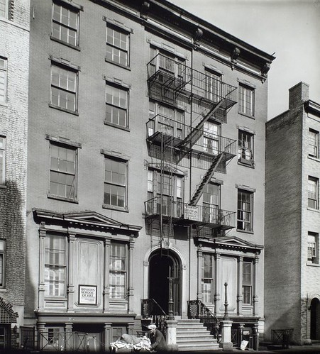 Grove Street, No. 45, Manhattan. | by New York Public Library