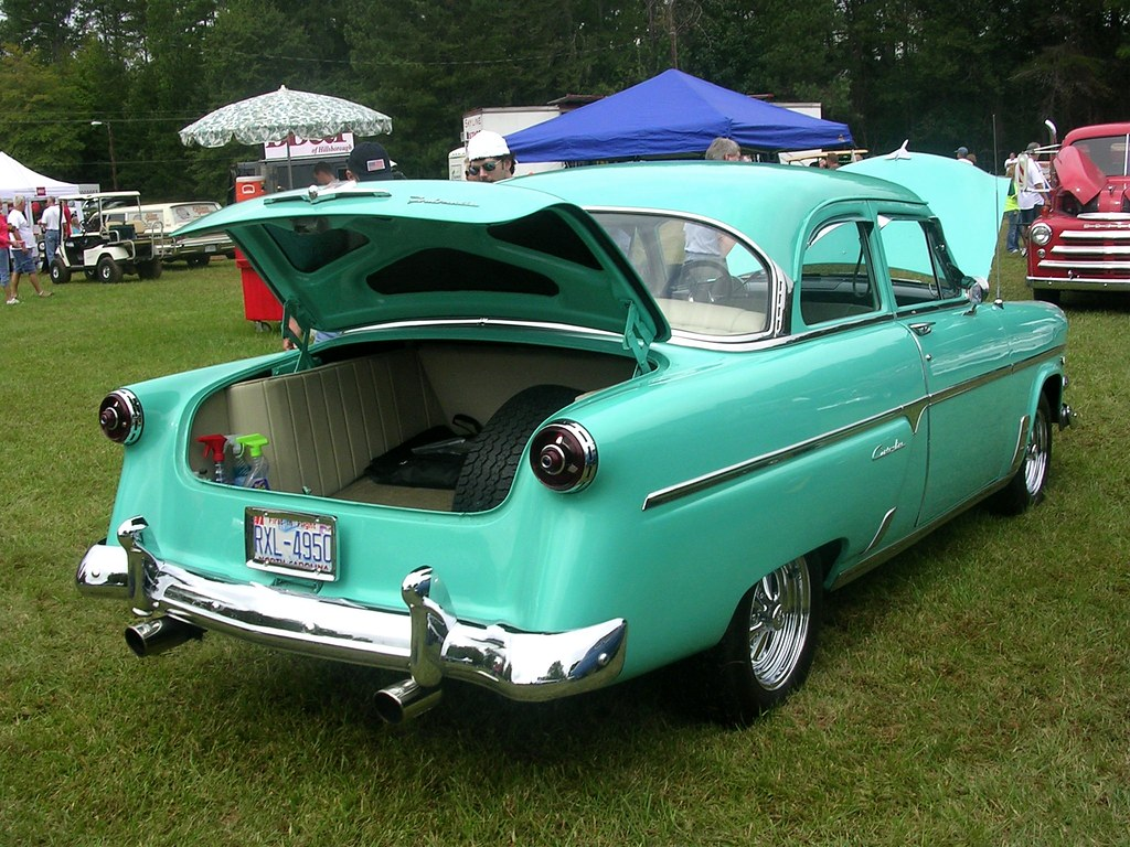1954 Ford Customline  Mitch Prater  Flickr