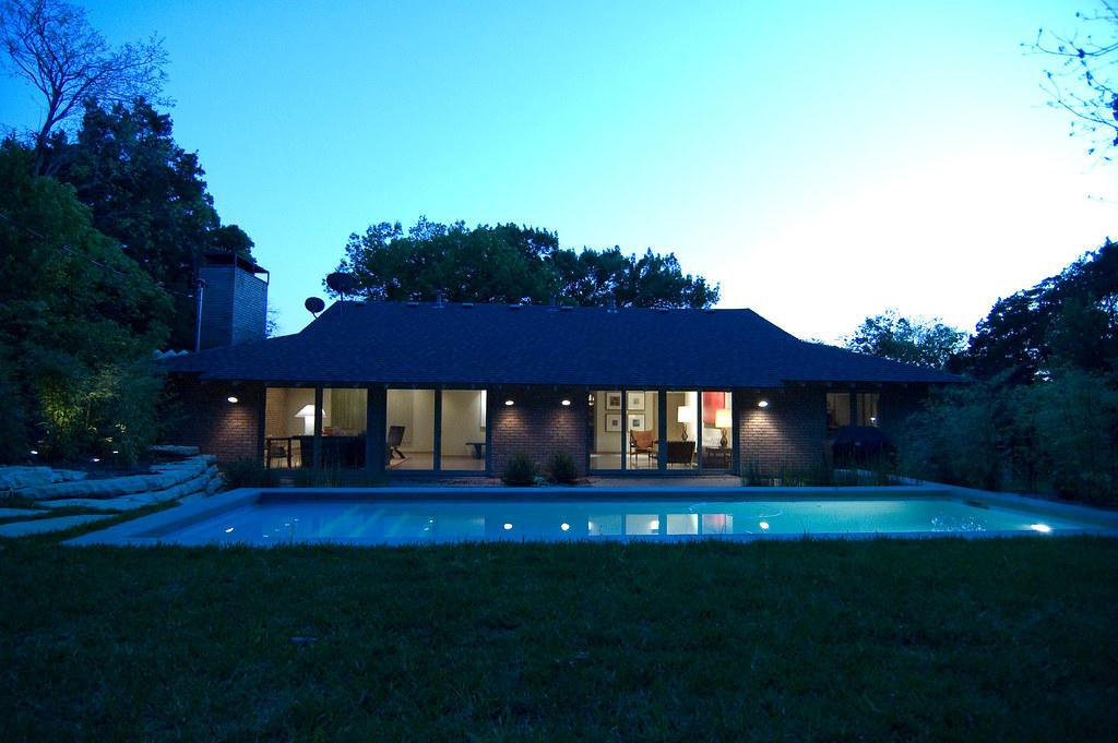 ... Midcentury Modern Dallas House | By Tilton Lane