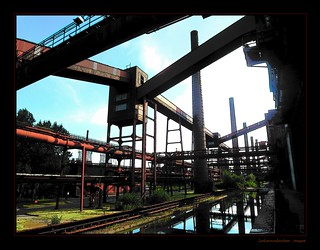 Kokerei Zeche Zollverein | by lookaroundandsee