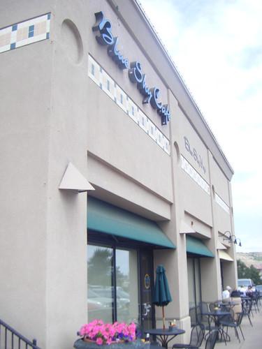 Blue Sky Cafe Nampa Closing