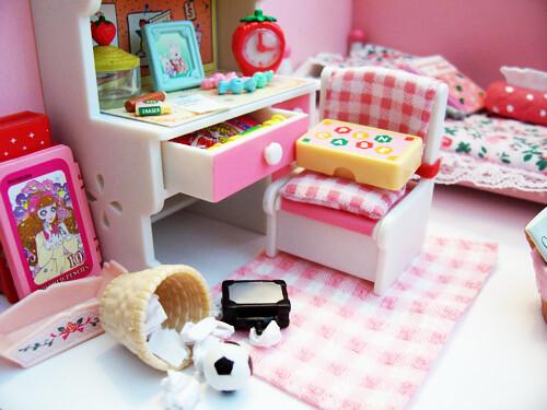 Trend Calico Critters Bedroom Set Model