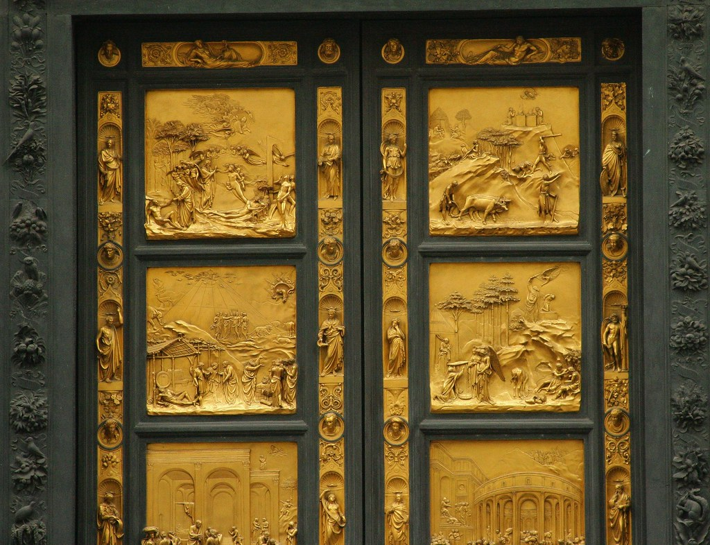 ... Gates of Paradise Florence | by jay8085 : ghiberti door - pezcame.com