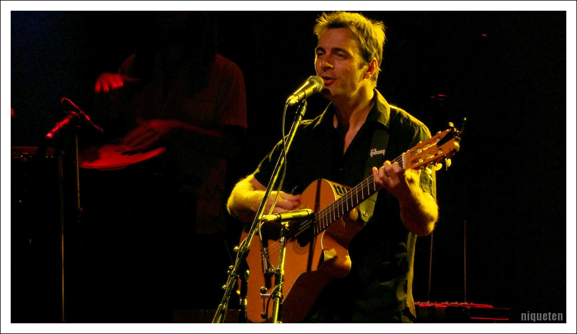 Kevin (El Piojo) Johansen en La Trastienda (05/09/08)