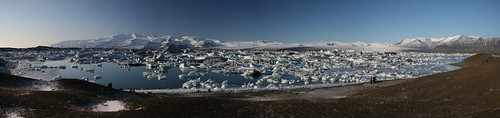 Jokulsarlon Panoramic | by Kippy!