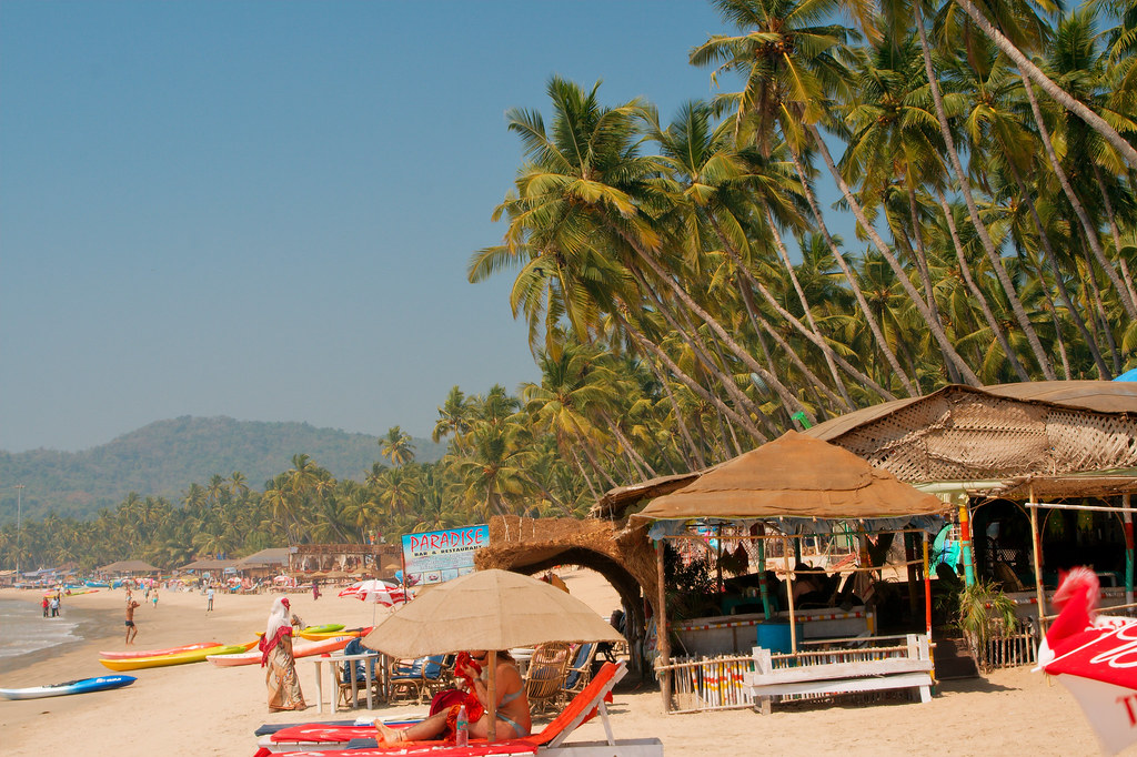 Image result for palolem beach