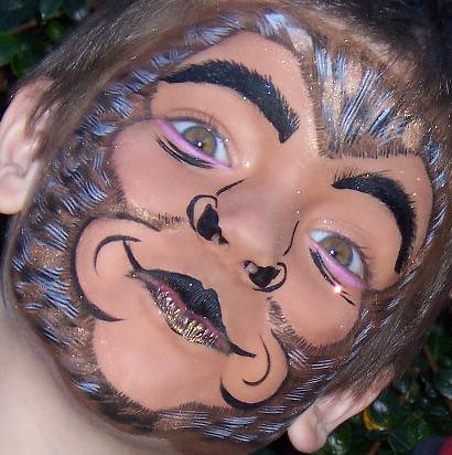 Face Painting Monkey | by tammybeeks