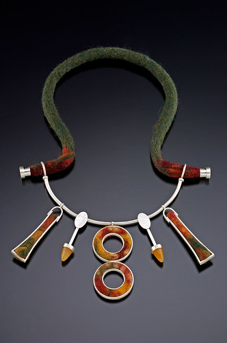 Thea Clark, Viking Necklace | by Thea Clark