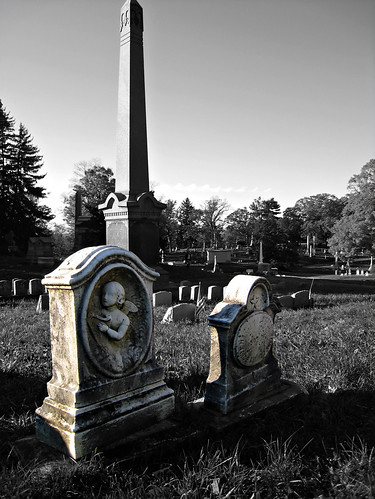 Oakwood Cemetery - Troy, NY - 05 | by sebastien.barre