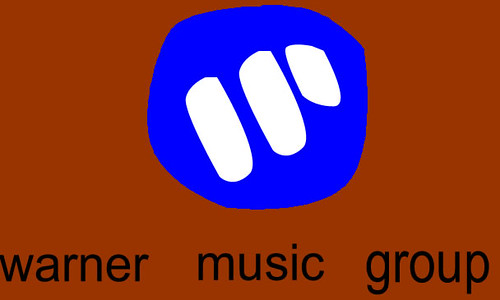 warner music group logo | Mr.Joseph Sprite | Flickr