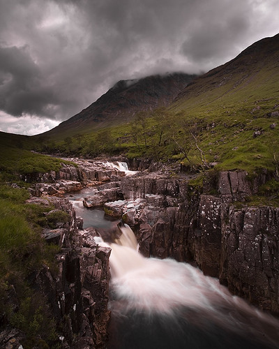 Stormy Glen | by Rainmaker Photography