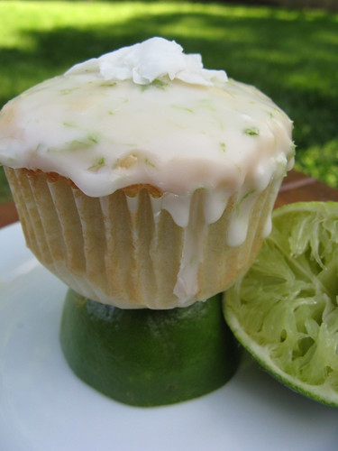 Coconut Lime Cupcake | by katbaro