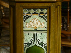 Art Deco Tegels : Winter garden tiles villeroy boch art nouveau tegelu flickr