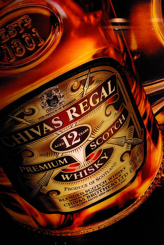 The Chivas Regal ad | by jmvnoos in Paris