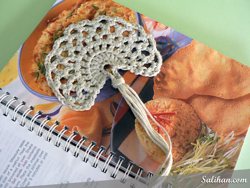 Fan-Bookmark | by :Salihan
