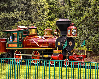 Disney - Engine No. 4 - Roy O. Disney | by Express Monorail