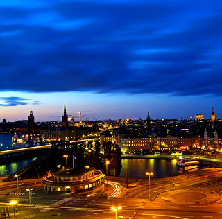 stockholm night....LA HORA MÁGICA - THE MAGIC HOUR | by hector melo