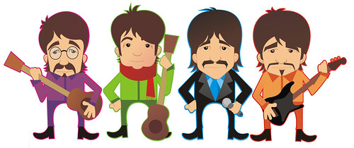 THE BEATLES | by Leon Rojo