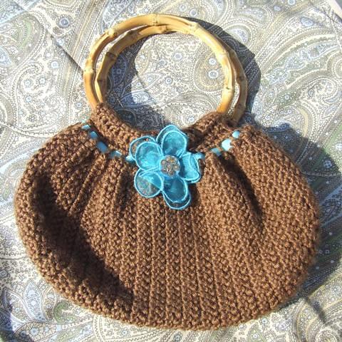Crochet Fat Bottom Bag Pattern From Happy Hooker Ravel Flickr