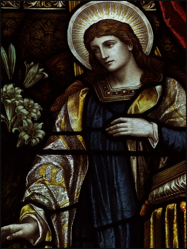 Blessed Virgin at the Annunciation | by Simon_K