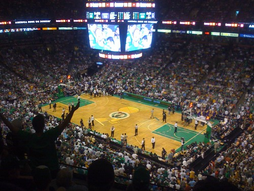 Boston Celtics vs LA Lakers Game 2 2008 NBA Finals | Flickr