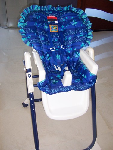 Fisher Price Aquarium HEALTHY CARE High Chair - $70 HOLD   Flickr