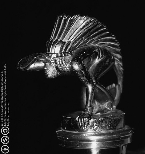 Spirit of Ecstasy - Her Indian Sister | by intermayer