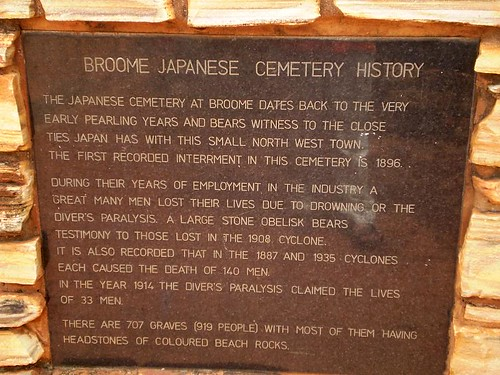 Japanese Cemetery, Broome | by tm-tm