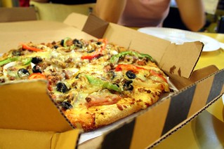 Yellow Cab Pizza: New York's Finest | by nicolegoes