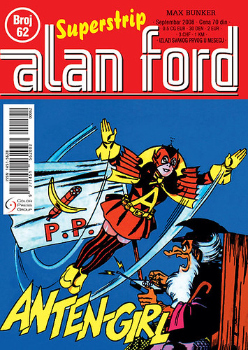 Alan ford br. 62 | by alanfordcpg