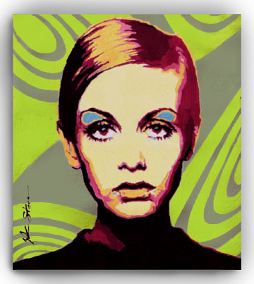 TWIGGY | by popartdks