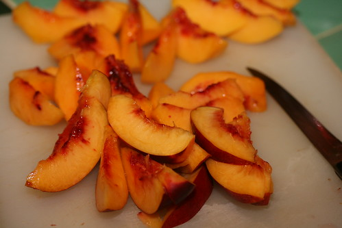 Mango-flavored nectarines and peaches | by Food Librarian