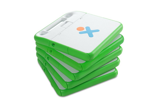 Stock OLPC XO-1 | by One Laptop per Child