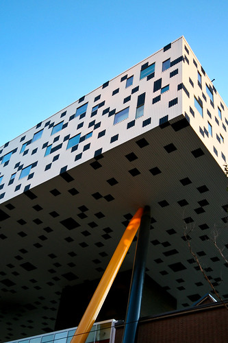Ontario College of Art and Design (OCAD) - Will Alsop | by Scott Norsworthy