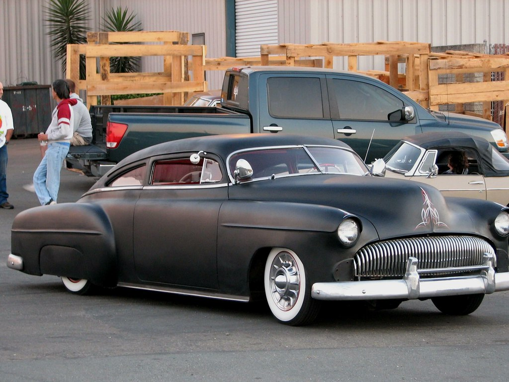All Chevy 1951 chevrolet fleetline : 1951 Chevrolet Fleetline (Custom) 'DZE 261' 2 | Jack Snell | Flickr