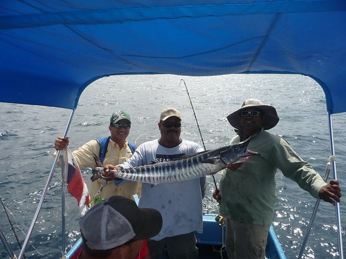 Sport fishing near coiba excelent places for sport for Free fishing spots near me